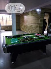 Brand New 7ft Snooker Pool Table With Complete Acessories | Sports Equipment for sale in Abuja (FCT) State, Garki II