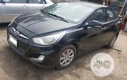 Hyundai Accent 2014 Black | Cars for sale in Lagos State, Lagos Island