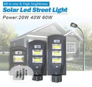 All In One 100w To 90wsolar Street Light With Sensors | Solar Energy for sale in Lagos State, Epe