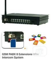8 Port Excelltel/Oem PABX System With Sim Slot | Computer Accessories  for sale in Lagos State, Ikeja