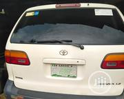 Toyota Sienna 2000 White   Cars for sale in Lagos State, Isolo