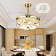 Crystal Chandelier Ceiling Fan | Home Accessories for sale in Lagos State, Ikotun/Igando
