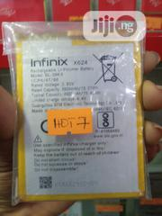 Original Infinix Hot 7 (X624) In-buit Battery | Accessories for Mobile Phones & Tablets for sale in Lagos State, Ikeja