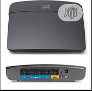 Linksys N300 Wifi Router | Networking Products for sale in Lagos State, Ikeja