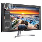 LG 32UK50T-W 32-inch 4K UHD Monitor With Radeon Freesync TG | Computer Monitors for sale in Lagos State, Ikeja