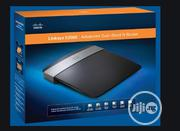 Linksys E2500 N600 Dual-Band Wireless Router   Networking Products for sale in Lagos State, Ikeja
