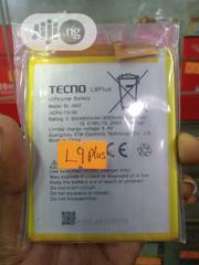 Original Tecno L9plus In-buit Battery. | Accessories for Mobile Phones & Tablets for sale in Lagos State, Ikeja