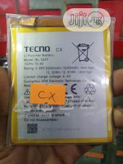 Original Tecno CX In-buit Battery. | Accessories for Mobile Phones & Tablets for sale in Lagos State, Ikeja