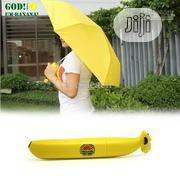 Banana Cased Umbrella | Clothing Accessories for sale in Oyo State, Ido
