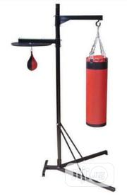 Punching Bag With Stand | Sports Equipment for sale in Lagos State, Lagos Mainland