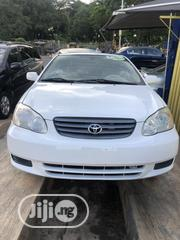 Toyota Corolla Sedan Automatic 2003 White | Cars for sale in Oyo State, Ibadan North