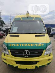 Mercedes-Benz Sprinter 2012 Yellow | Cars for sale in Rivers State, Port-Harcourt