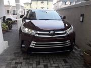 Toyota Highlander 2018 Red | Cars for sale in Lagos State, Lekki Phase 2