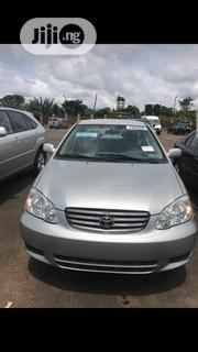 Foreign Used Toyota Corolla 2003 Sedan Automatic Silver | Cars for sale in Ondo State, Akure North