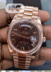 New 2019 Rolex Presidential Rose Gold Wristwatch / Wrist Watch | Watches for sale in Lagos State, Lagos Mainland