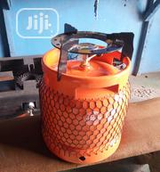 New 6kg Gas Cylinder With Black Burner | Kitchen Appliances for sale in Oyo State, Ibadan South West