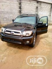 Toyota 4-Runner 2007 Sport Edition V6 Black | Cars for sale in Rivers State, Port-Harcourt
