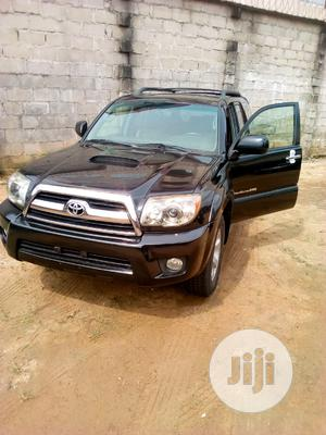 Toyota 4-Runner 2007 Sport Edition V6 Black