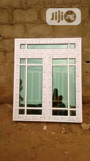 Aluminium Casment Windows With Sliding Net And Burglary | Windows for sale in Lagos State, Ikotun/Igando