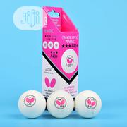 Butterfly Table Tennis Balls ITTF Approved | Sports Equipment for sale in Lagos State, Surulere