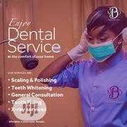 Home Service - Dental Treatments | Health & Beauty Services for sale in Lagos State, Surulere