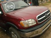 Toyota Tundra 2004 Red | Cars for sale in Lagos State, Ifako-Ijaiye