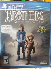 Brothers PS4 | Video Game Consoles for sale in Lagos State, Ikeja
