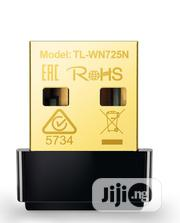 150mbps Wireless N Nano USB Adapter TL-WN725N | Networking Products for sale in Lagos State, Ikeja