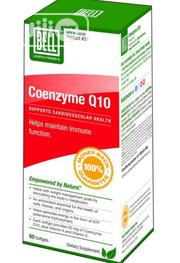Coenzyme Q10 - Supports Cardiovascular Health | Vitamins & Supplements for sale in Lagos State, Ikeja