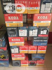 Koda And Firstever Batteries- 75AH | Vehicle Parts & Accessories for sale in Lagos State, Ajah