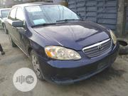 Toyota Corolla 2005 Blue | Cars for sale in Lagos State, Mushin