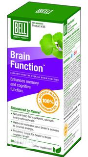 Brain Function ™ - Supports Healthy Overall Brain Function | Vitamins & Supplements for sale in Lagos State, Ikeja