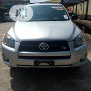 Toyota RAV4 3.5 Sport 2010 Silver | Cars for sale in Lagos State, Lagos Mainland