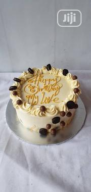 "8"" Sponge Cake 