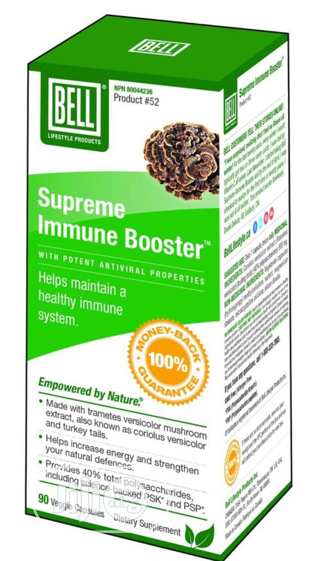 Supreme Immune Booster TM - For Healthy Immune System