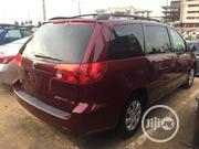Toyota Sienna 2009 LE Red | Cars for sale in Lagos State, Oshodi-Isolo