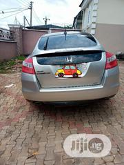 Honda Accord CrossTour 2010 EX-L AWD Silver | Cars for sale in Delta State, Aniocha North