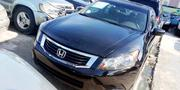 Honda Accord 2009 2.4 i-VTEC Exec Automatic Black   Cars for sale in Rivers State, Port-Harcourt