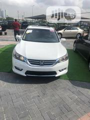 Honda Accord 2013 White   Cars for sale in Lagos State, Ajah