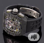 Richard Mille Wristwatch Available All Black | Watches for sale in Lagos State, Lagos Island