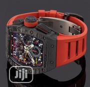 Richard Mille Wristwatch Available as Seen Order Yours Now | Watches for sale in Lagos State, Lagos Island