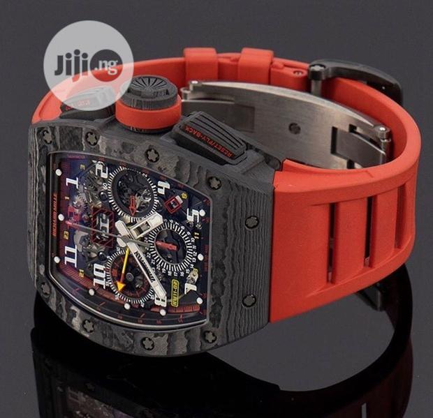 Richard Mille Wristwatch Available as Seen Order Yours Now