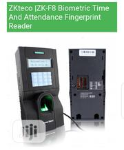 F8 Zkteco Time Attendance And Access Control System | Safety Equipment for sale in Abuja (FCT) State, Wuse 2