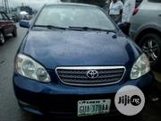 Toyota Corolla 2004 1.6 Luna Blue | Cars for sale in Rivers State, Port-Harcourt
