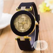 Women Watche Silicone Rubber Jelly Gel Quartz Casual Sport Wrist Watch   Watches for sale in Lagos State, Lagos Island
