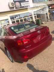 Lexus IS 2007 Red | Cars for sale in Lagos State, Alimosho