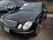 Mercedes-Benz E350 2006 Black | Cars for sale in Abuja (FCT) State, Central Business District