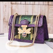 Bag Female Chain Shoulder Crocodile 2019 | Bags for sale in Lagos State, Lagos Island