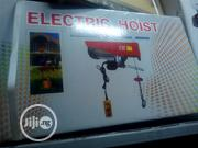 Electric Hoist Machine 1ton | Manufacturing Equipment for sale in Lagos State, Ojo