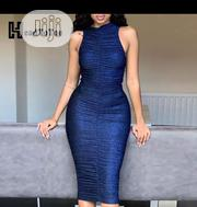 Latest Beautiful Short Blue Dress | Clothing for sale in Lagos State, Lagos Island